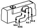 Foot Switch Circuit - Double-Break Switch