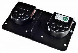 DB-Series Dual Pedal Foot Switch (Front) Twin