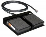 DS100 Dual Pedal Foot Switch