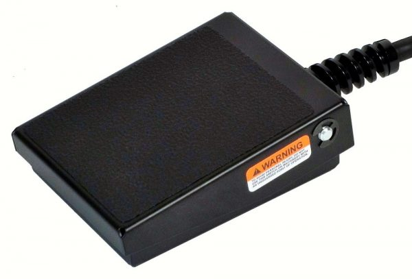S100-Series Foot Switch Pedal