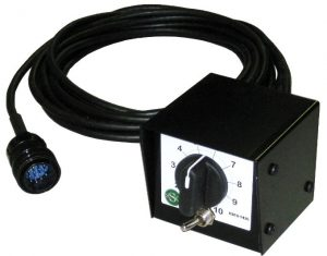 Remote Welding Current Control Hand Box (R810-1425)