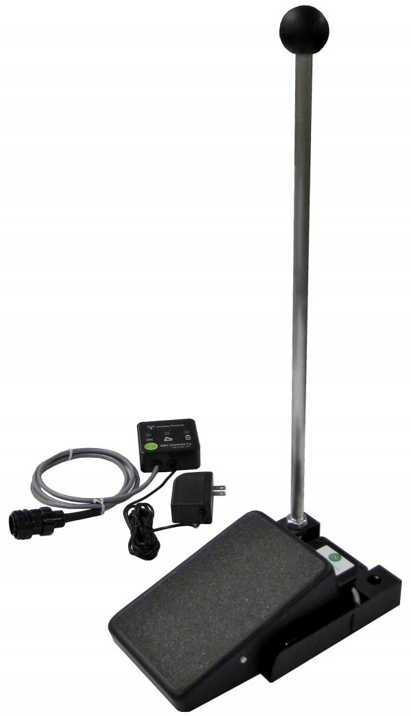 RFT1 Wireless Remote TIG Welding Foot Control Pedal SSC