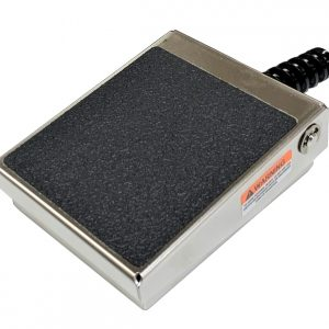 S300W Foot Switch, No Cable, Water-Tight, Dust-Tight, Corrosion Resistant